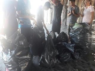 La recolección de basura salva vidas: IJM