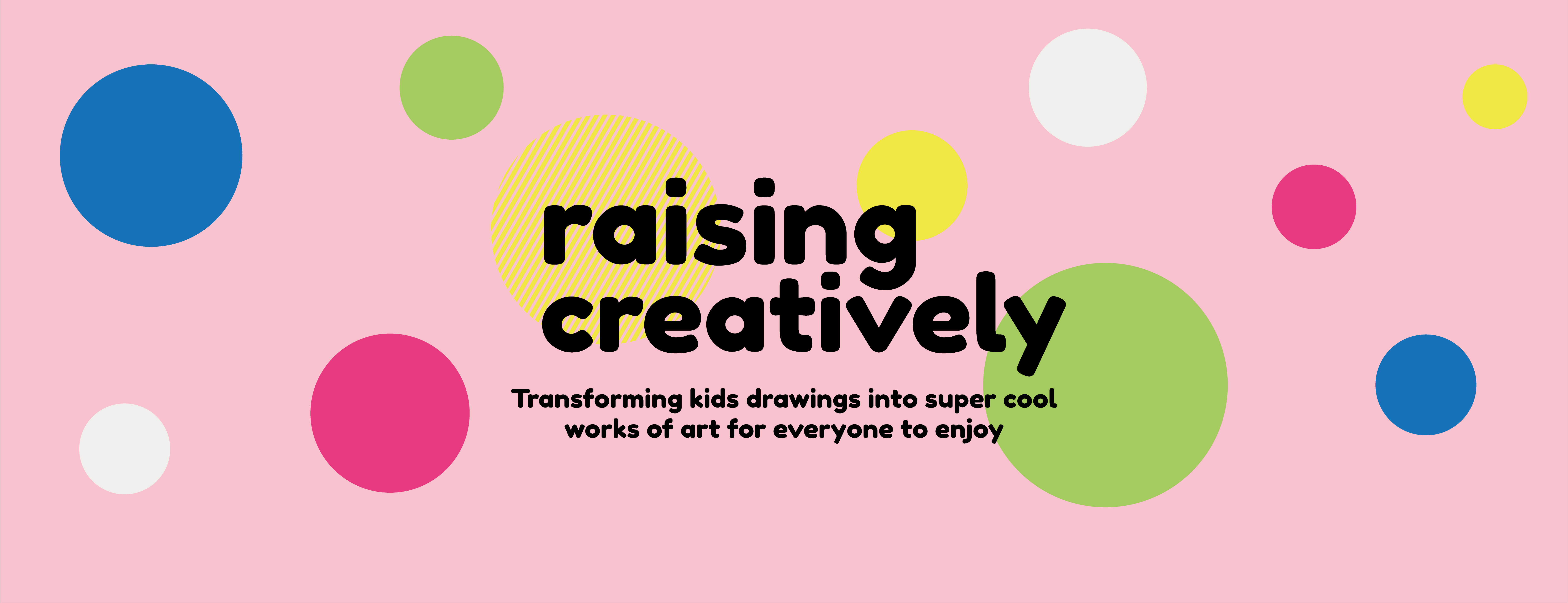 Raising Creatively Banner