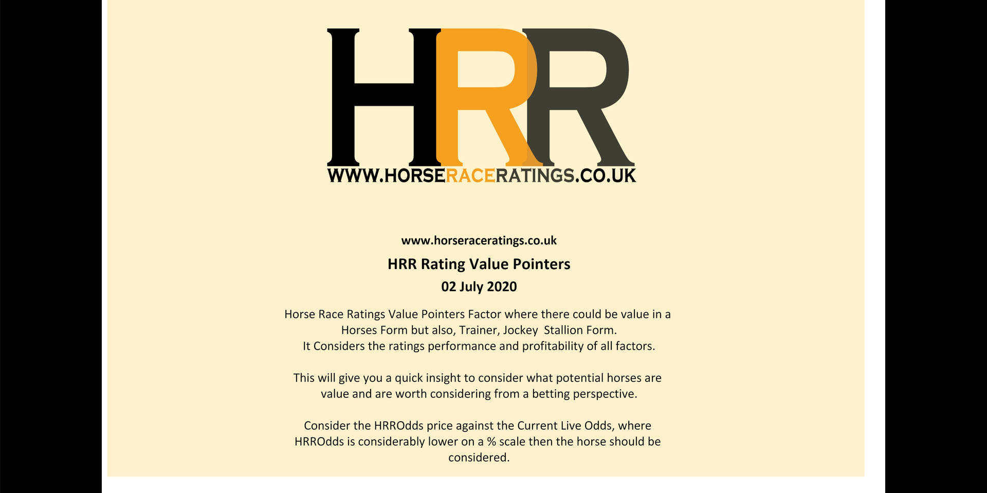 HRR Value Pointers