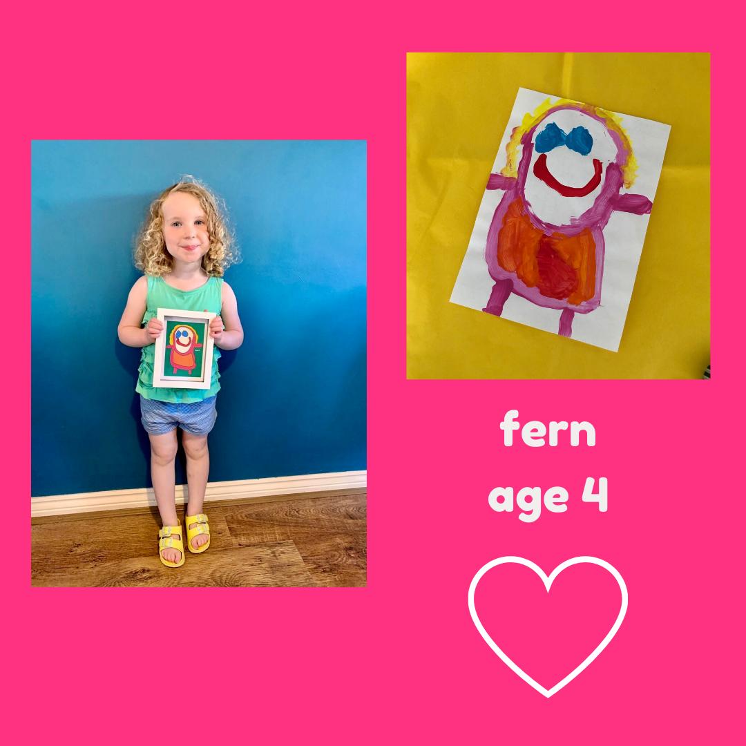 fern age 4