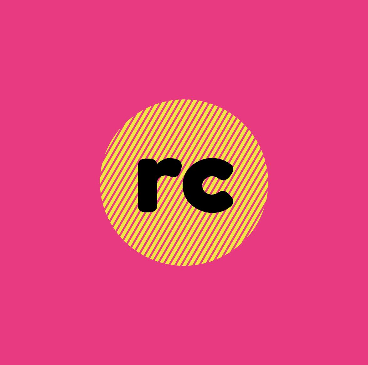 Raising Creatively Sticker Logo