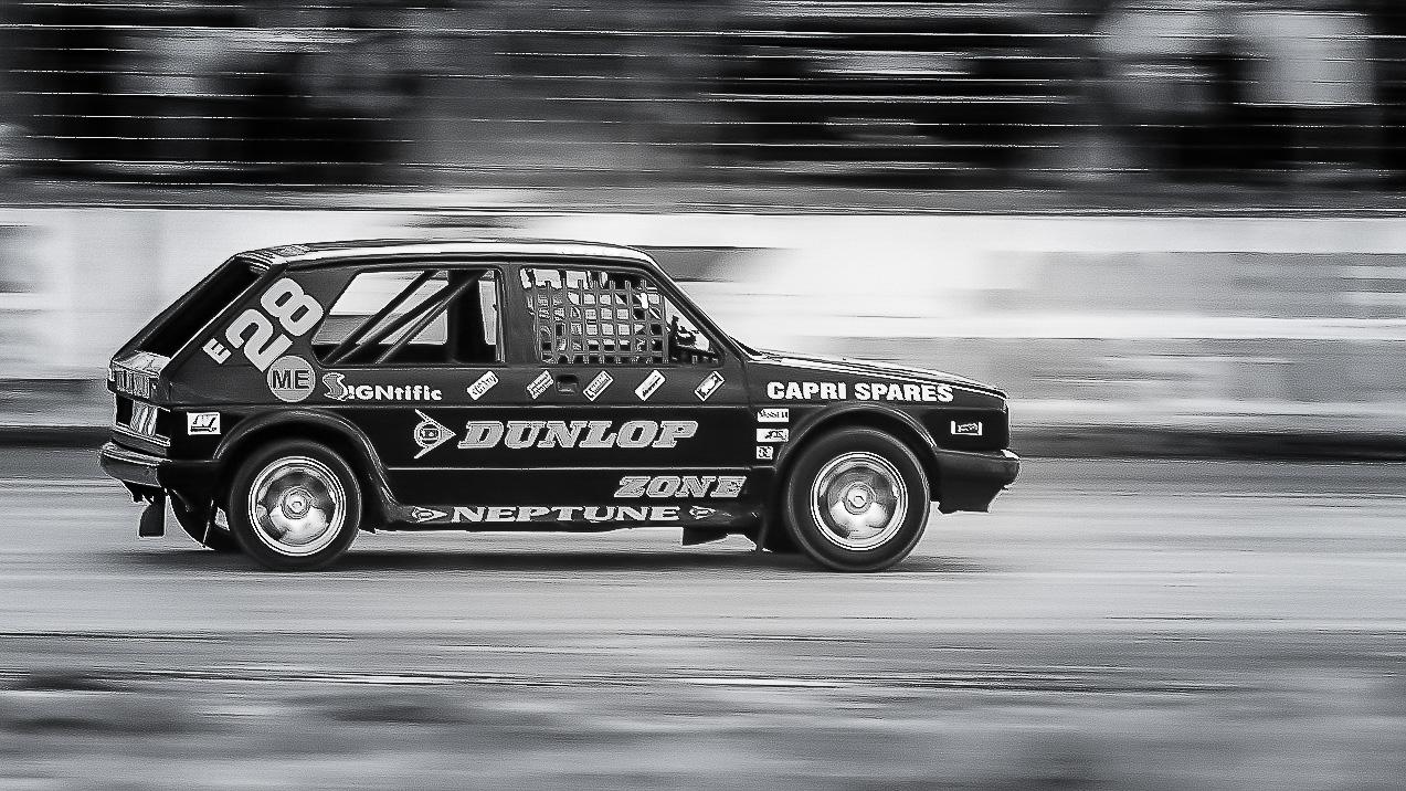 Oval Track Racing