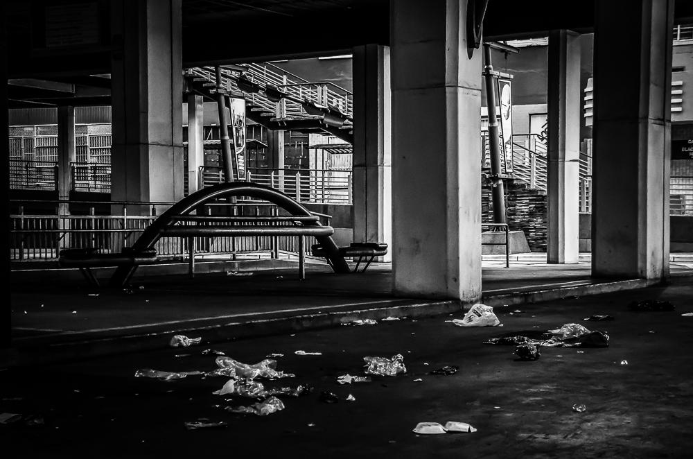 Art & Debris
