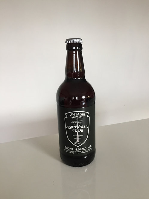 Cornwall's Pride (case of 12 bottles, price includes VAT)