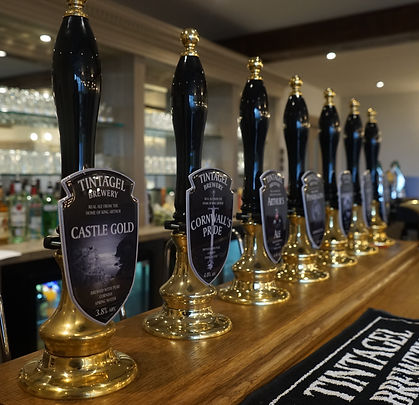 Tintagel Brewery | The Barn Cafe & Bar | Visitor Centre & Shop | Wagyu Beef