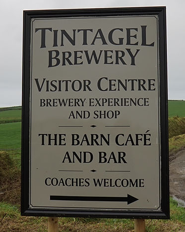 Tintagel Brewery   The Barn Cafe & Bar   Visitor Centre & Shop   Wagyu Beef