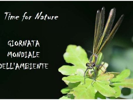 """TIME FOR NATURE"" - GIORNATA MONDIALE DELL'AMBIENTE"