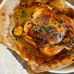 Roasted Herbed Lemon Chicken