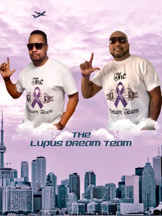 Introducing, The Lupus Dream Team!