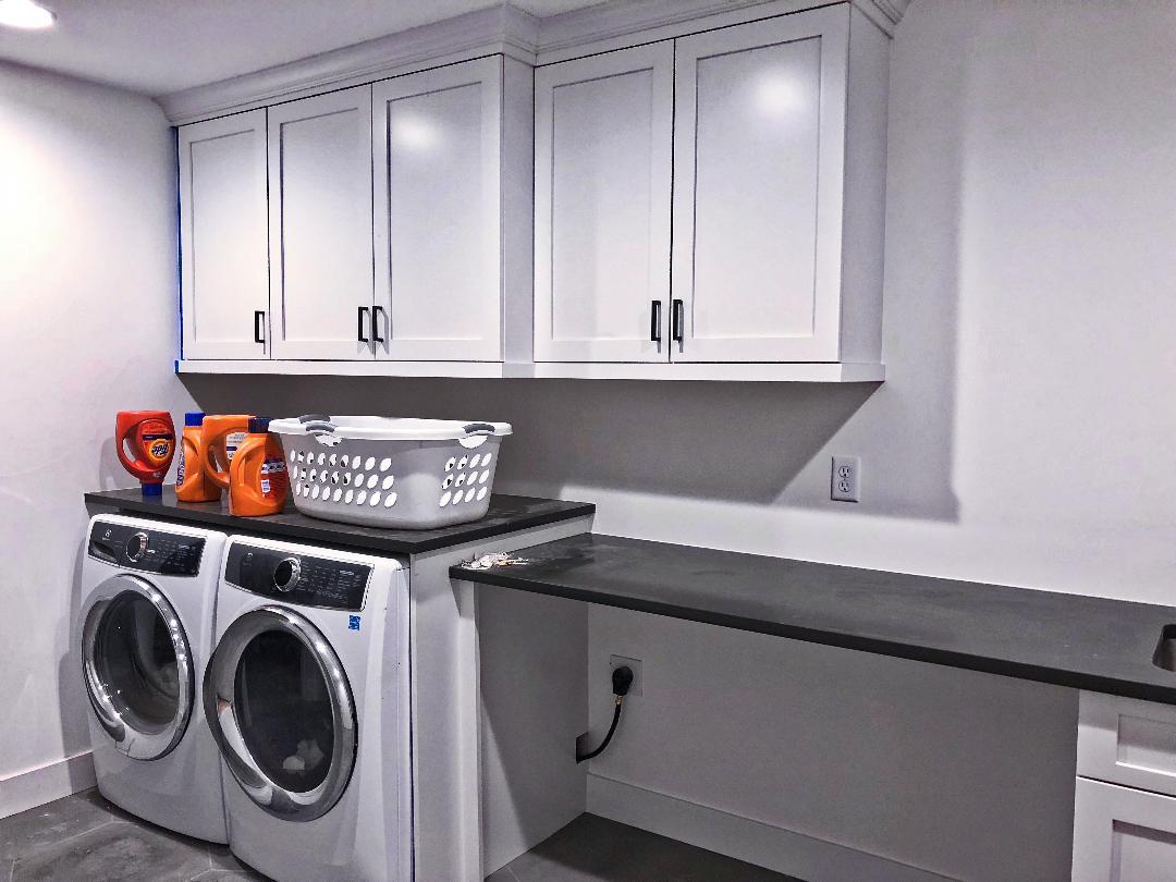 Laundry roon