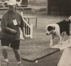 1998 Oct Ronnalyn Shawyer and Oscar