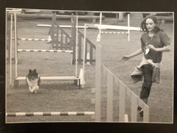 2003- Jessica Kimpton and Kelly