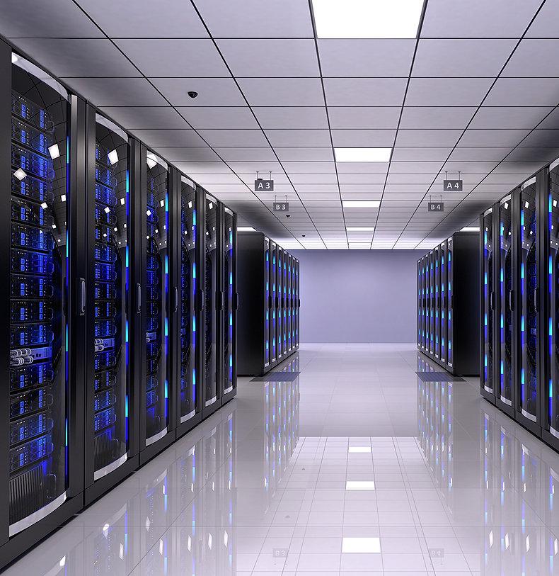 The PC Lounge Data Centre