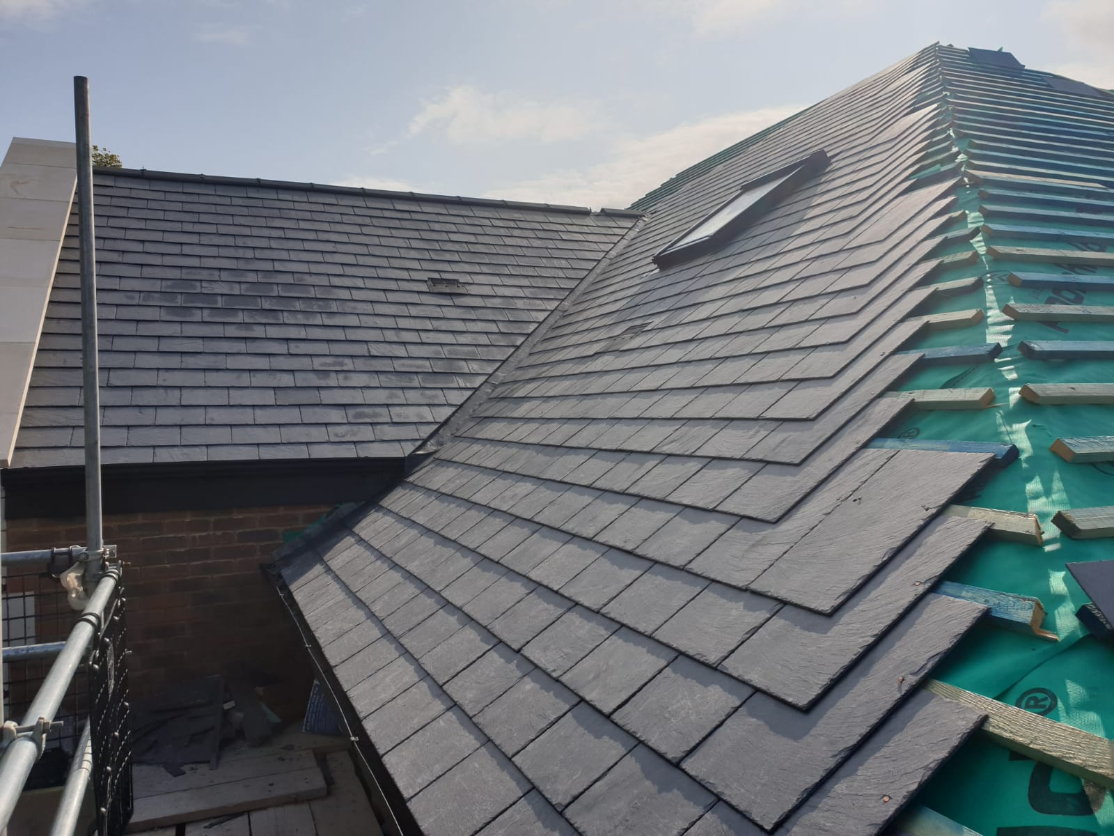 Nottingham Roofing Roofing Services Anglia Roofing