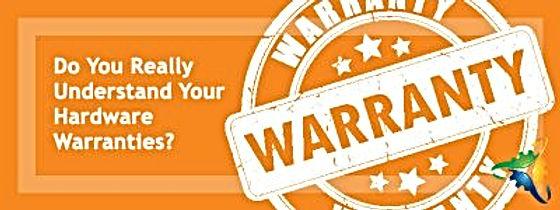 Hardware Warranty - The PC Lounge