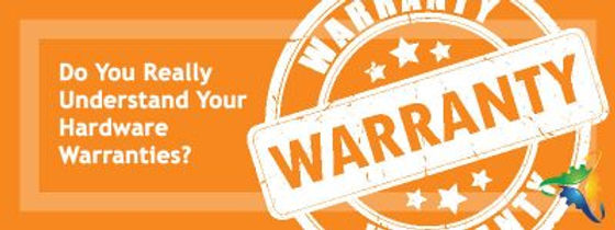 Hardware Warranty - The PC Lounge