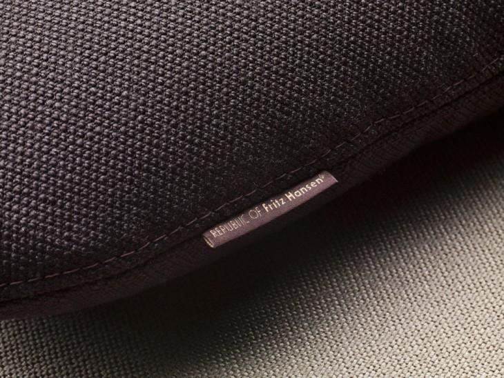 Fritz Hansen Arne Jacobsen Egg Chair Makers Mark - Tag
