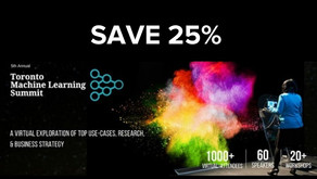 Save 25% on tickets to TMLS 2021