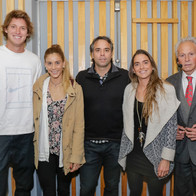 Nicolas Jarry, Isidora Jimenez, Fernando