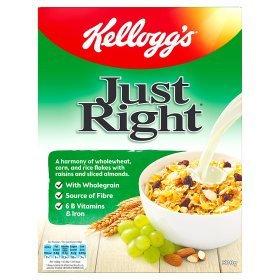 Just Right Kellogg's