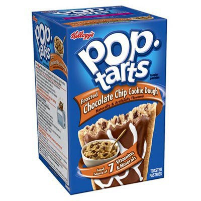 Pop-Tarts® Chocolate Cookie Dough