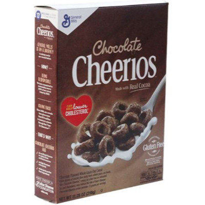 Cheerios Chocolate 318gr