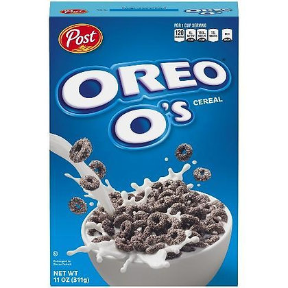Post Oreo O's Cereal - 311g