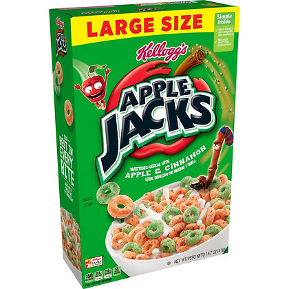 Apple Jacks 416 Gr