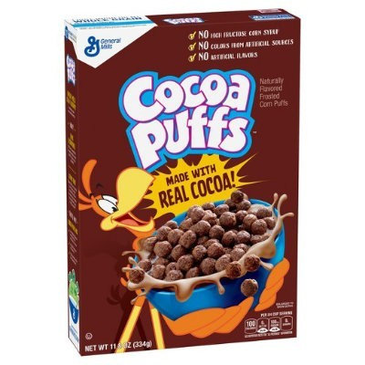 Cocoa Puffs General Mills