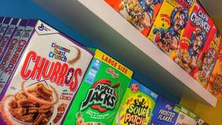 """""""Cereal Corner"""", le spot bruxellois où manger des céréales toute la journée est autorisé"""