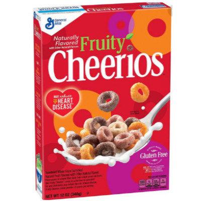 Cheerios Fruity 300 gr