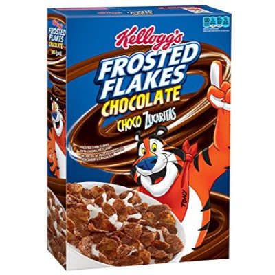 Kellogg's® Chocolate Frosted Flakes™