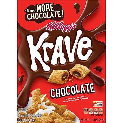 Kellogg's Krave 323 Gr