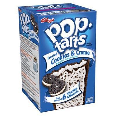Pop-Tarts® Cookies & Creme