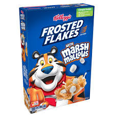 Frosted Flakes Marshmallows