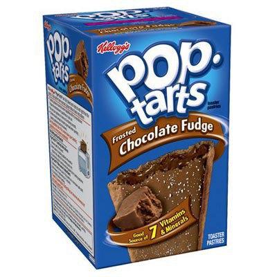 Poptarts®  Chocolate Fudge