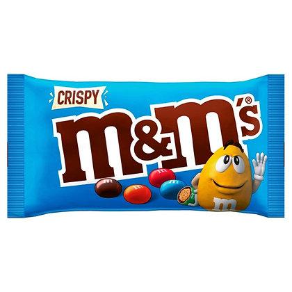 M&m' s crispy