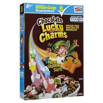 Lucky Charms Chocolate