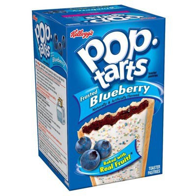 Pop-Tarts® Blueberry Frosted