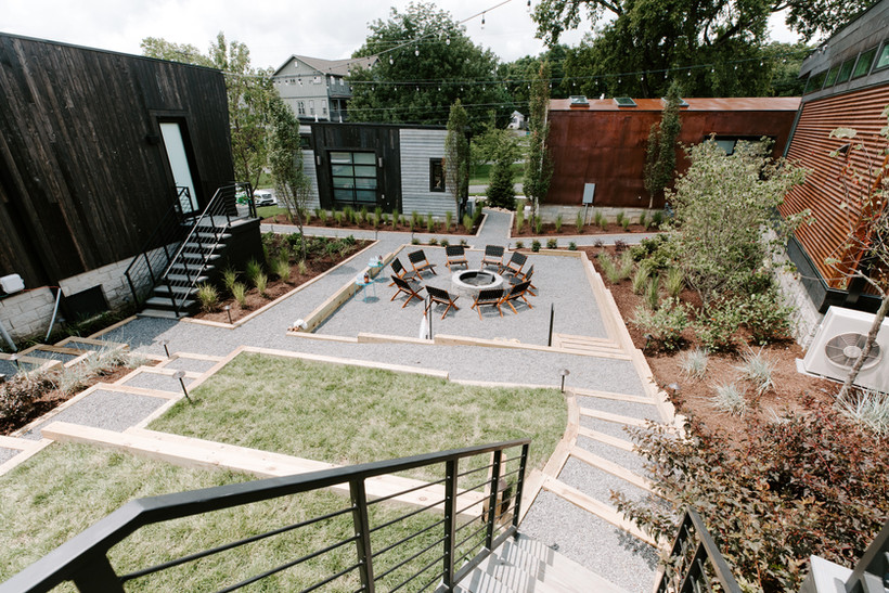 Ironwood Grove Courtyard 2