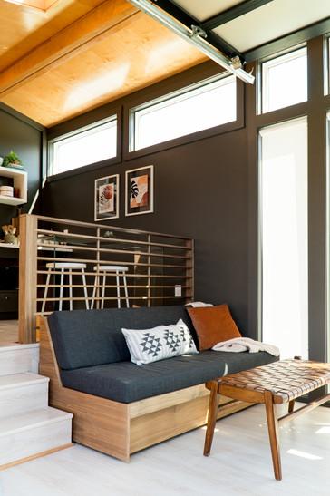 Tiny House 6 Living Room