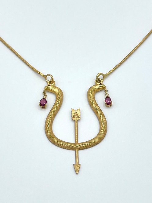 The Snake Charmer Necklace