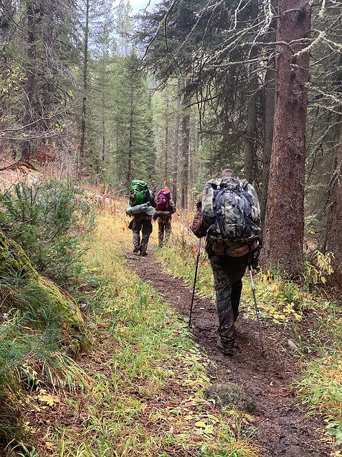 Alpine Backpack Hunting Strength & Conditioning Program