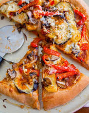 Whole Wheat Pizza with Honey