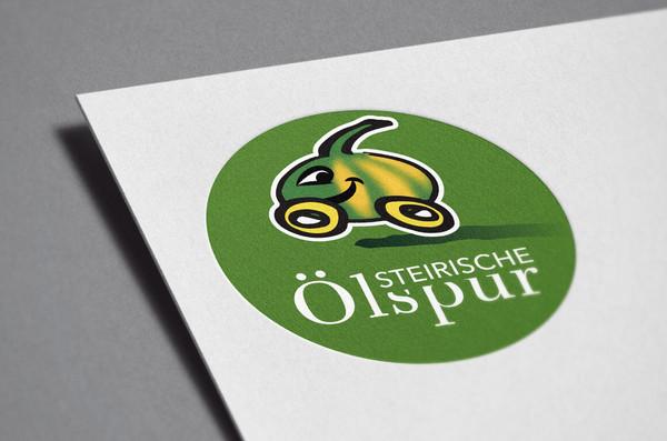 Steirische Ölspur Logo
