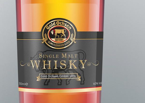 GoldOchsen Whisky - Edition 1