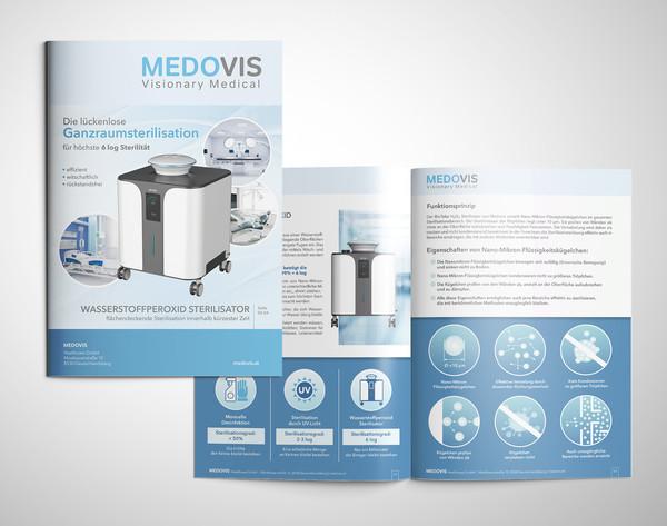 Medovis Wasserstoffperoxid-Sterilisator