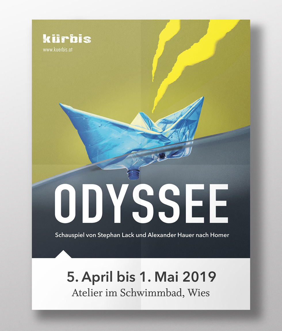 Odyssee Plakat