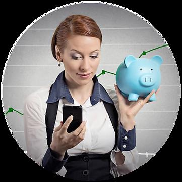Kostenintensive mobile Endgeräte
