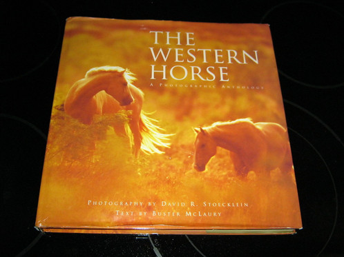 Vintage The Western Horse Coffee Table Book Western Chic